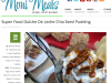 Pure Almond Unsweetened is a 'superstar' in this Dulce de Leche Chia Seed Pudding! / SILK Brand Soymilk: http://buff.ly/ZEVn0f