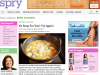 """Tip from Monica of Moni Meals: """"To make soup texture amazing, puree the right veggies."""" / SPRY Living: http://buff.ly/10JMi8m"""
