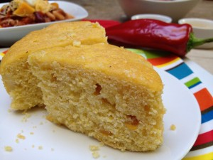 Honey Corn Bread