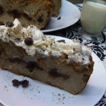 Moni Mocha Bread Pudding