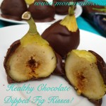 Chocolate Dipped Fig Kisses