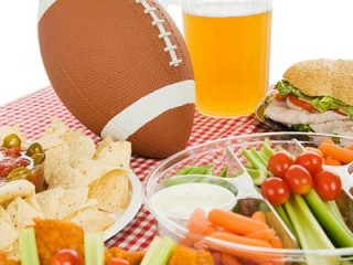 "SUPER BOWL ""Snacks"" GAME PLAN + TIPS"