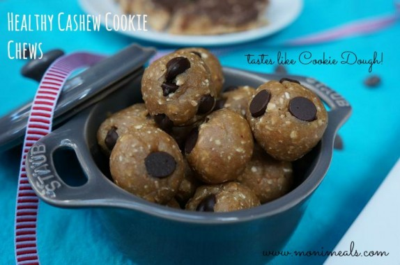 Moni Cashew Cookie Chews