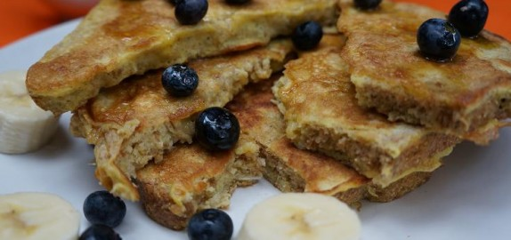 EASY Healthy French Toast
