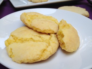 "EASY Lemon ""Perfect Fit"" Protein Cookies"