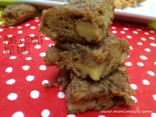Pure & Simple Nut Bars