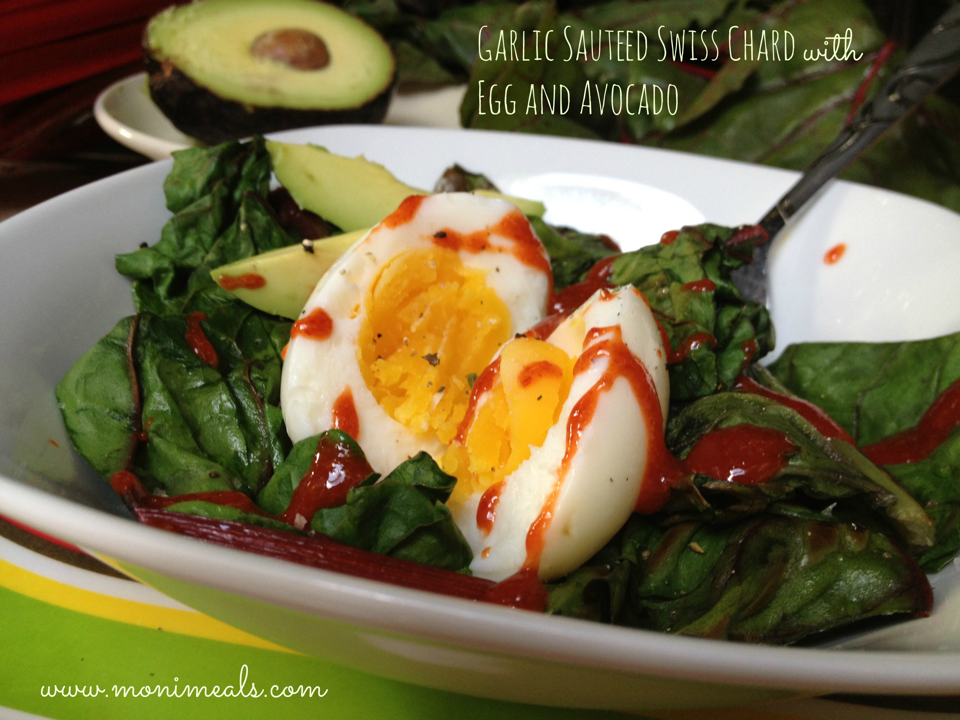 Swiss Chard Moni Meal