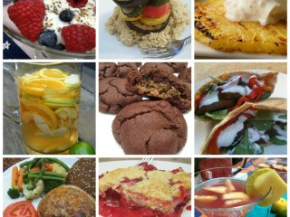 Healthy 4th oh July Recipes