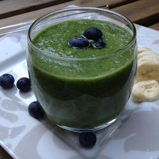 Green Protein Shake 3