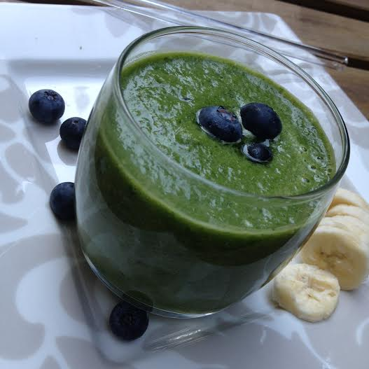 Green Protein Smoothie 1