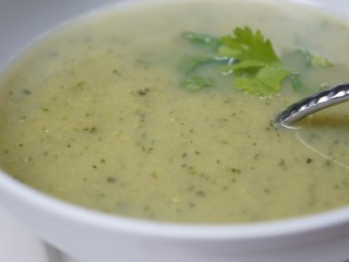 Healthy Zucchini Soup2
