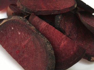 Healthy Beet Chips