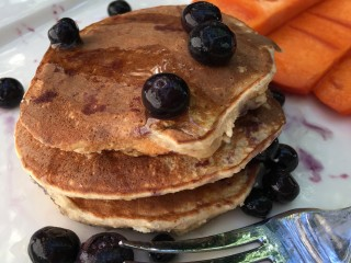 Slim and Trim Pancakes