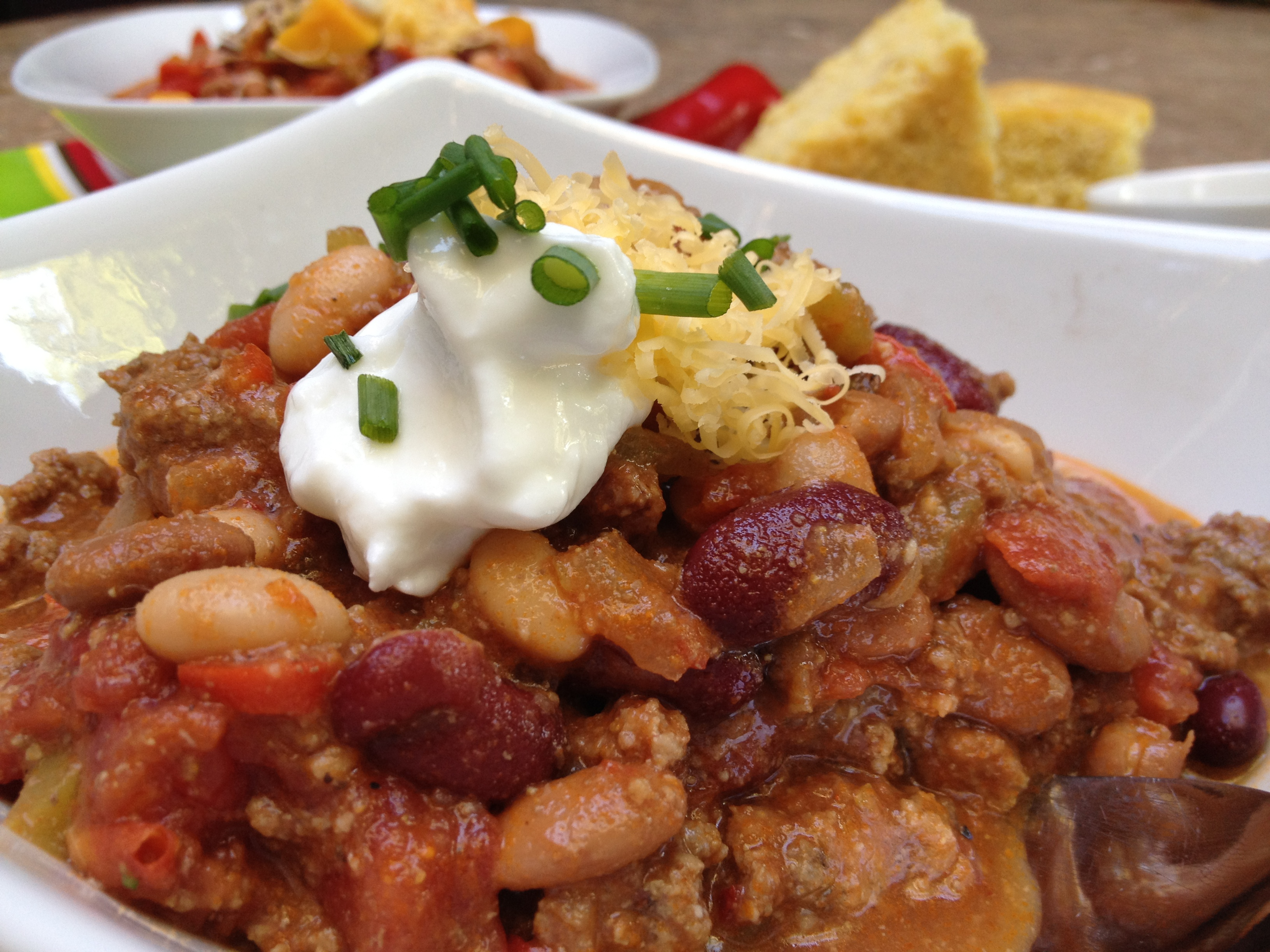 Chili with Meat
