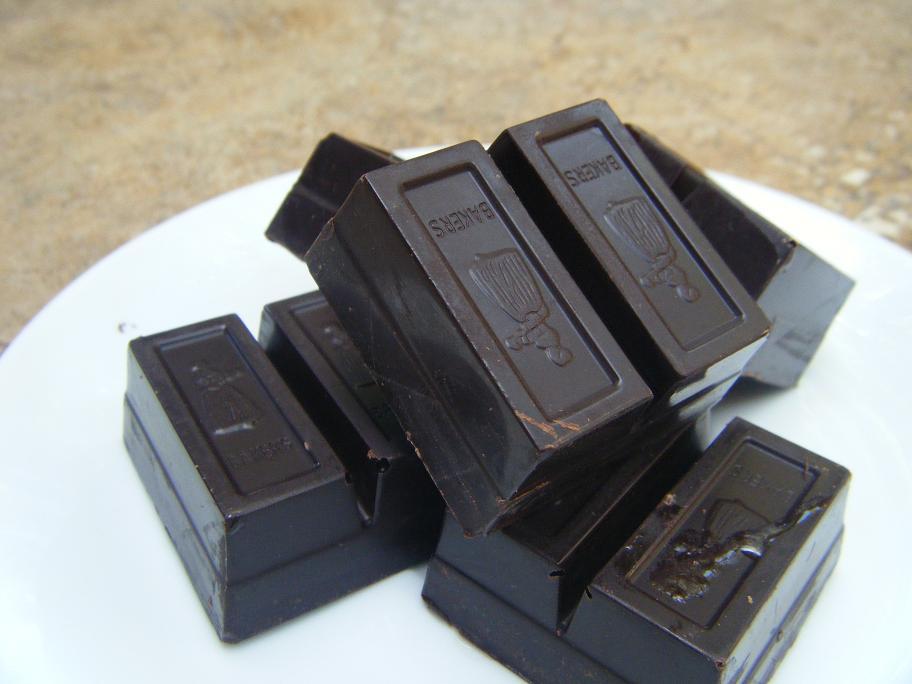 Melting Chocolate!