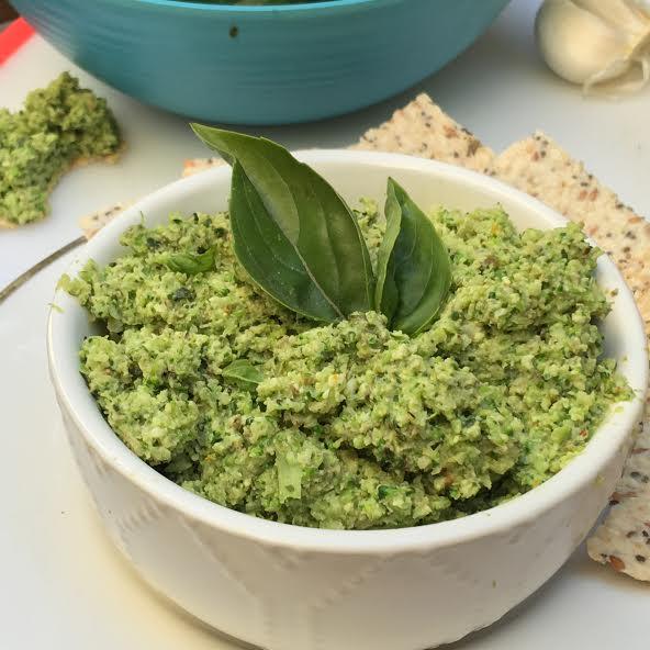 Brocolli Pesto 1