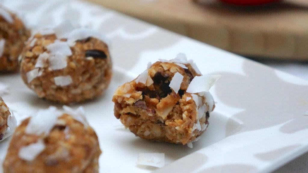 PB Coconut Balls