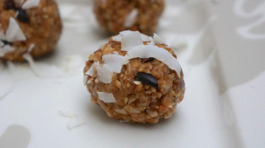 PB Coconut Balls 1