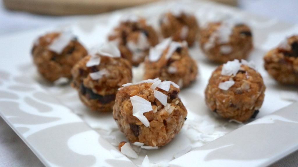 PB Coconut Balls 4