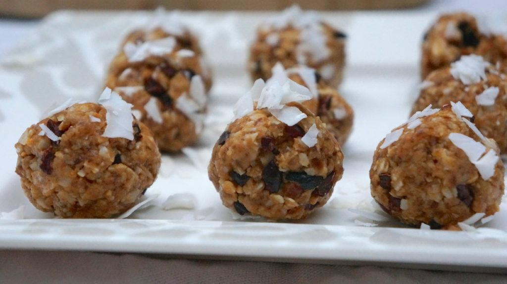 PB Coconut Balls 5